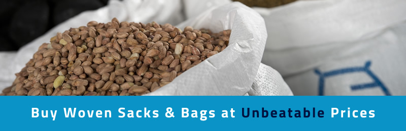 Buy Woven PP Sacks at Unbeatable Prices